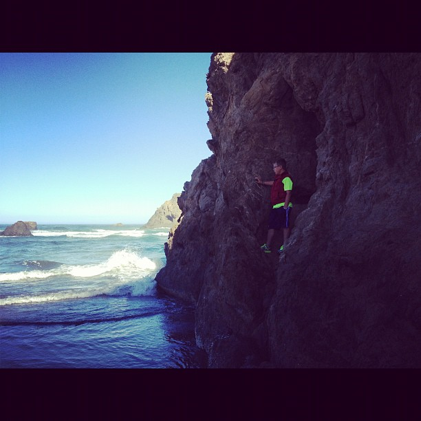 Fort-bragg-ca - ocean hikes